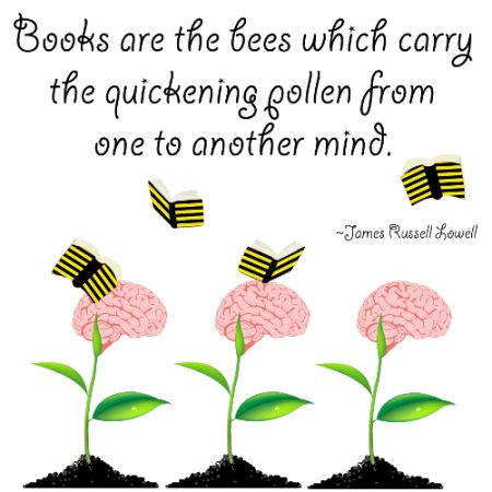 Books Are The Bees Archives | Dobrador