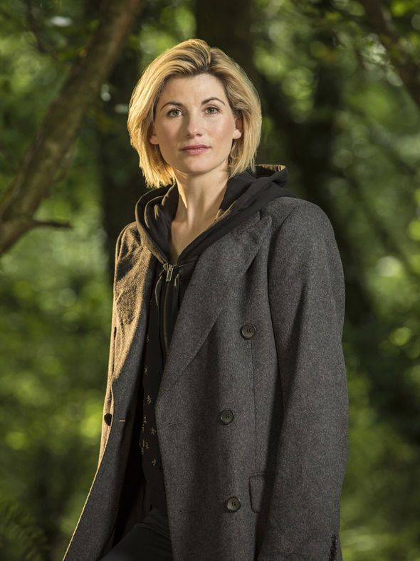 Jodie Whittaker will play the first female Time Lord in Doctor Who season 11