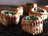 Cheese and Spinach Puff Pastry Pockets Recipe