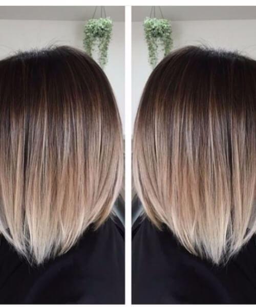 50 Grosse Kurze Haare Ombre Optionen Farbe Hair Styles Hair