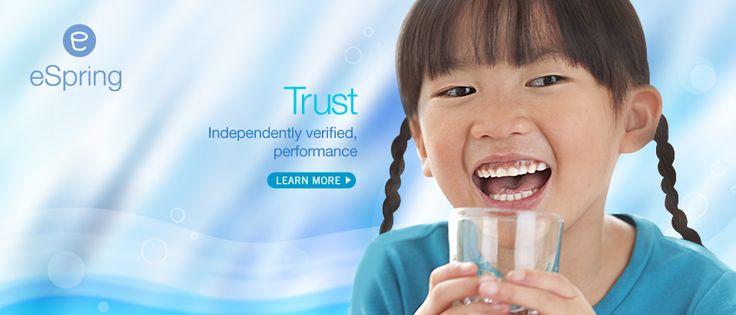 UV water treatment