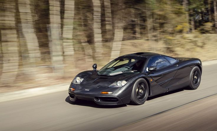 McLaren has an F1 for sale, which is a big deal   The Verge. #McLarenF1 #supercars