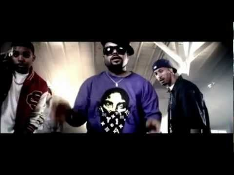ICE CUBE feat. 2PAC - BOW DOWN NEW 2013 *HD* (official Music Video)