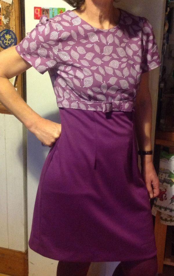 Megan dress by Muggiesew