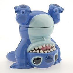 Stitch Cookie Jar. This site has a bunch of Disney cookie jars!!