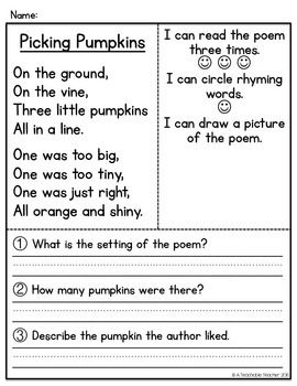 15 best images about comprehension on pinterest first grade reading kindergarten reading and. Black Bedroom Furniture Sets. Home Design Ideas