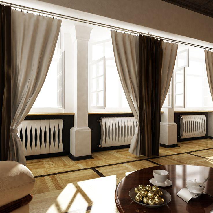 Cura del dettaglio e personalizzazione del prodotto attribuisce al radiatore non solo un ruolo di riscaldamento ma anche un oggetto di design #homedecor #radiatori #design