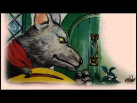 Roodkapje - Lekturamas Luister Sprookjes - YouTube