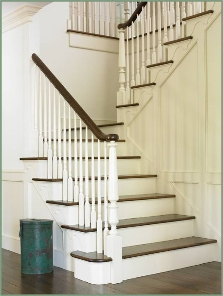 Classically Beautiful Staircase!