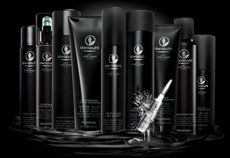 Paul Mitchell products Best stuff EVER!!