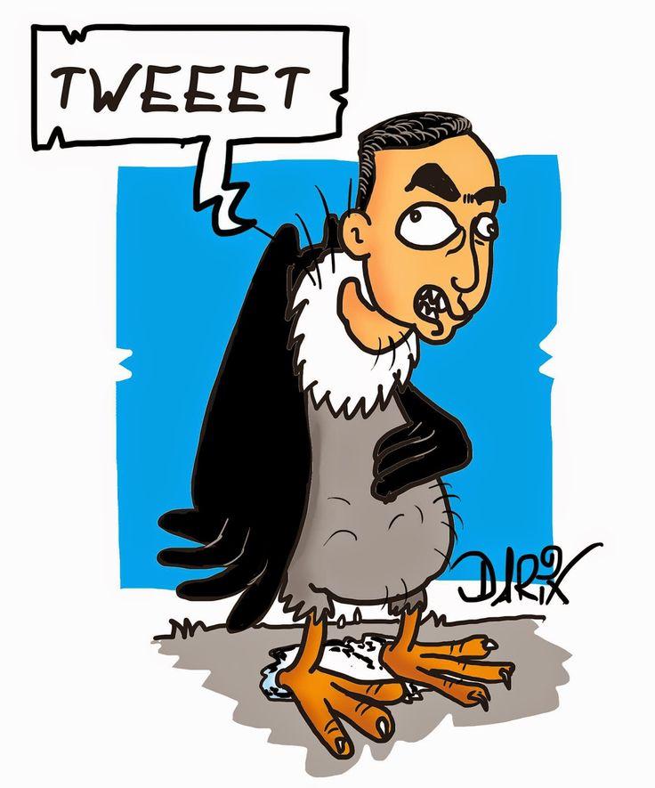 satirix: Tweet Gasparri Style