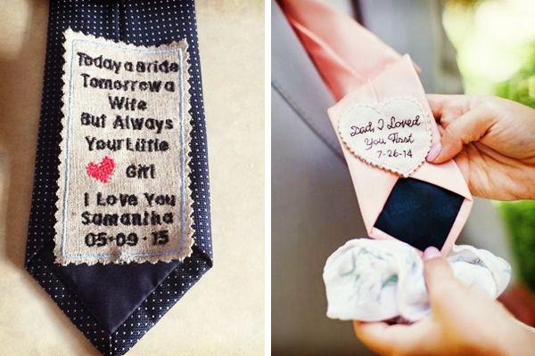 Regalos para el papá de la novia y del novio en la boda #bodas #ElBlogdeMaríaJosé #PapáNovia #PapáNovio