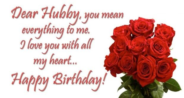 New Happy Birthday Wishes Images Birthday Wish For Husband