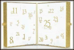 Lookfantastic Beauty Advent Calendar Open Inside Beauty Secrets Advent Calendar 2015 from Lookfantastic