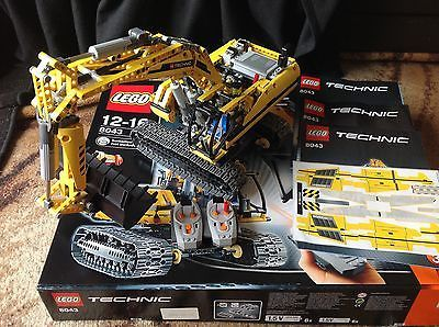 Lego #technic motorized excavator (8043) not car #truck crane #bulldozer ,  View more on the LINK: 	http://www.zeppy.io/product/gb/2/152146524490/