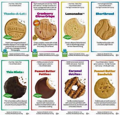 Order Girl Scout Cookies here, National Cookie Weekend  http://onlinemarketing.abcsmartcookies.com/GirlInternetOrders/Invitation/Open/323cdb72-695a-4c89-bf77-c1b1e75b1402