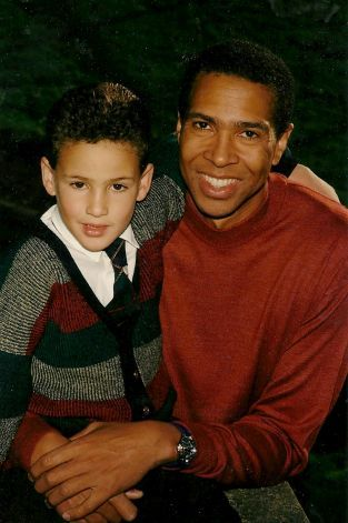 Klay Thompson Parents | Klay Thompson is the son of former NBA player Mychal Thompson. Photo ...