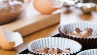 Çok Çikolatalı Muffin Tarif için tıklayın: http://mutfaginyildizi.com/tarif/81