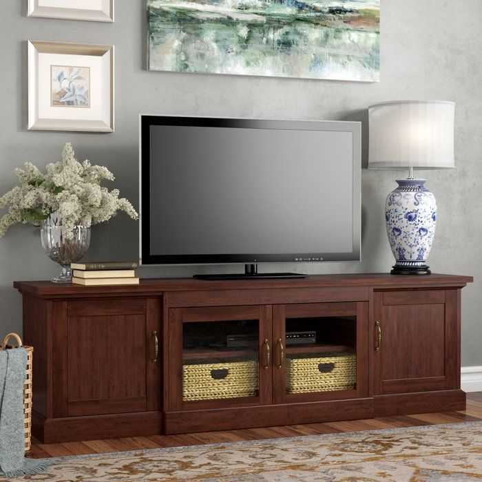 Chalmers Tv Stand For Tvs Up To 78 With Images Tv Stand