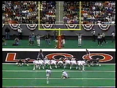 Eagles vs Atlanta 1992 - YouTube...brief portion of the first ever game in the Georgia Dome in the 1992 preseason shown nationally on ABC