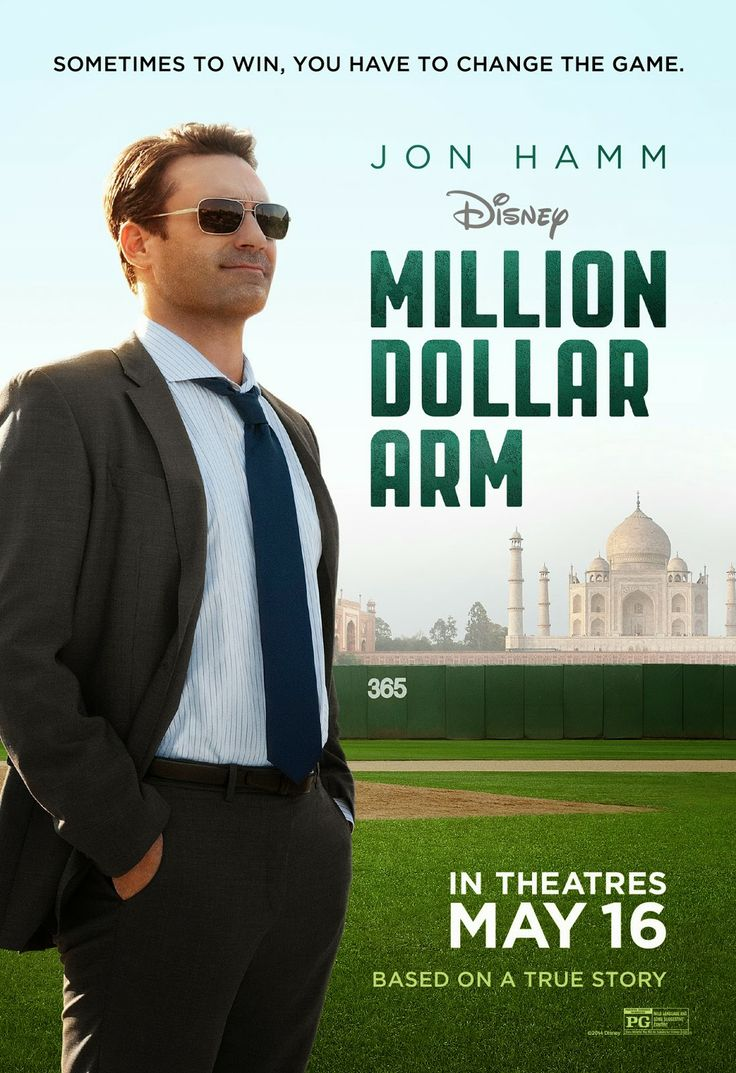 Movie Review Million Dollar Arm A Heartwarming