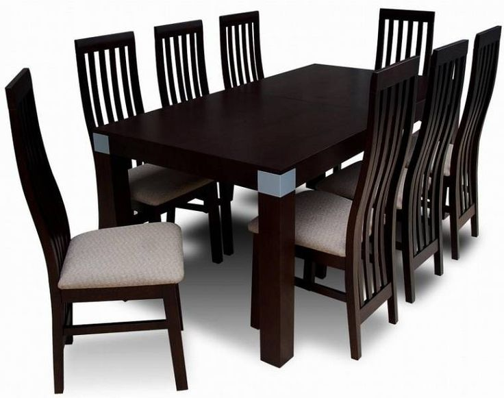 Table S 21 + 8 Chairs K 43 S