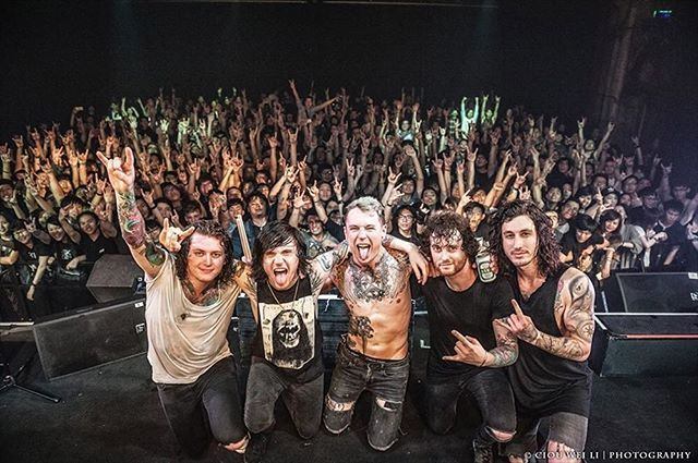 Asking Alexandria please to  Slovakia ✌❤// Asking Alexandria prosiiiiiim do Slovenska ✌❤