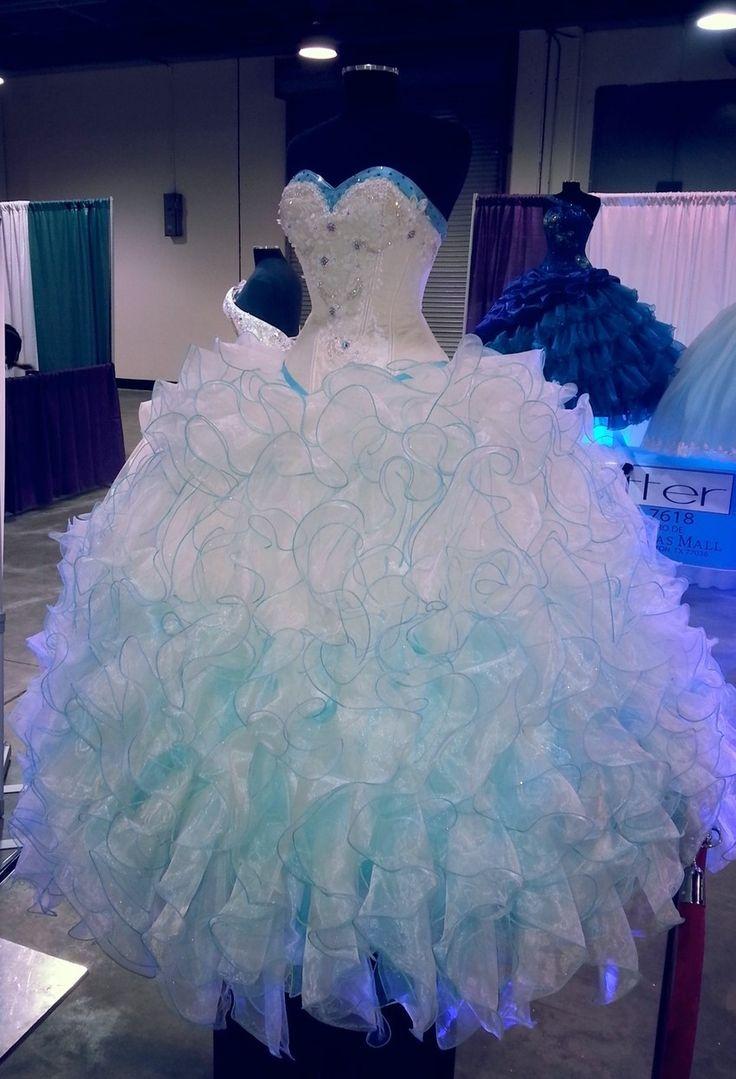 La Glitter Quinceanera Dresses   My Houston Quinceanera