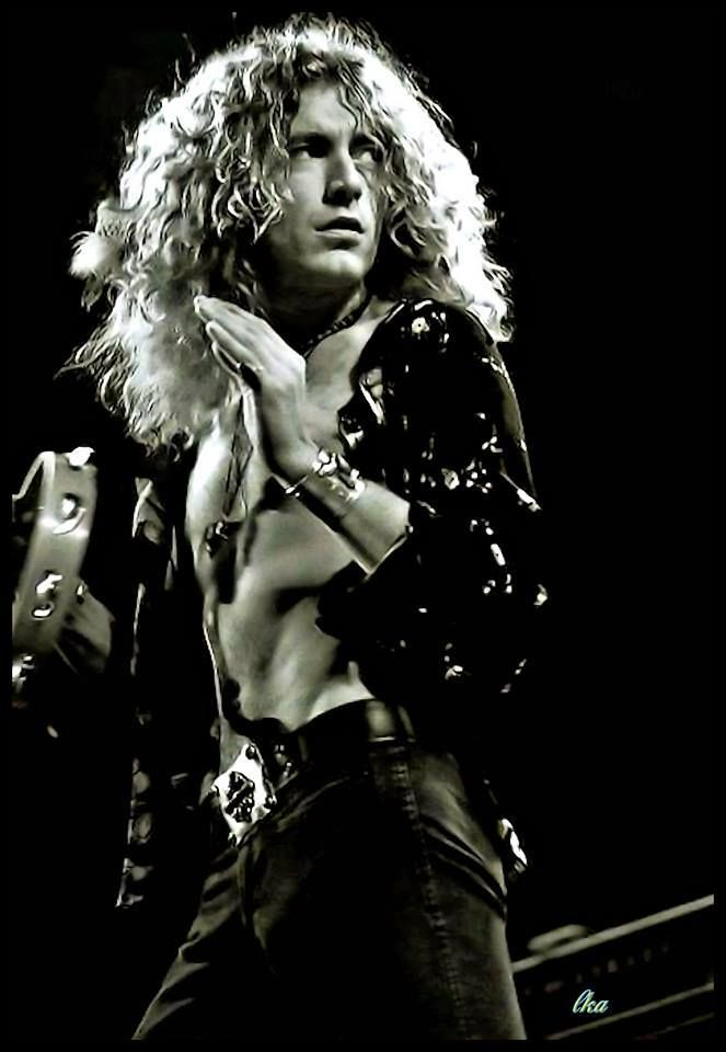 Robert Plant -- Led Zeppelin