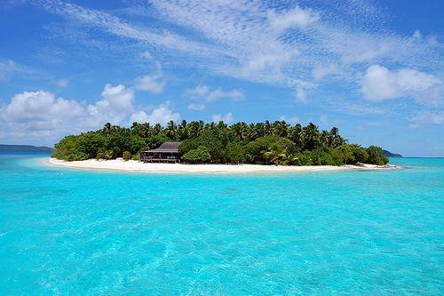 Mounu Island, Vava'u, Tonga