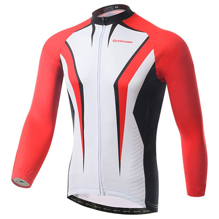 2016 Long Sleeve Bike Jersey Tops Winter Mountain Bicycle Cycling Clothing Racing Cycling Jersey ropa invierno ciclismo