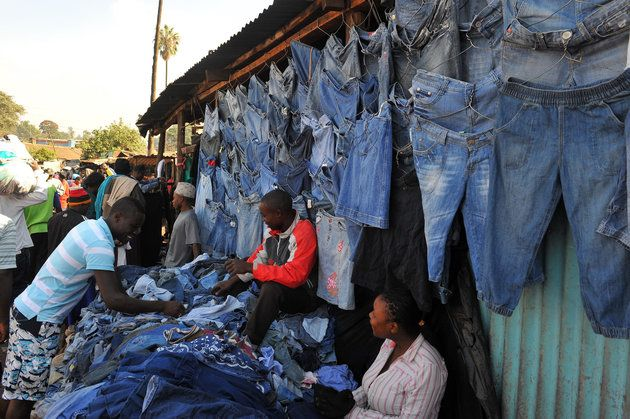 Where Do Your Donated Clothes Really End Up Used Clothing Clothes Outfits For Teens