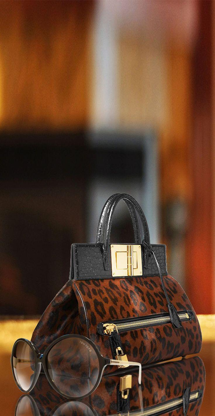 Billionaire's Closet- Luxury Bag Lady~ #Tom Ford- #LadyLuxuryDesigns