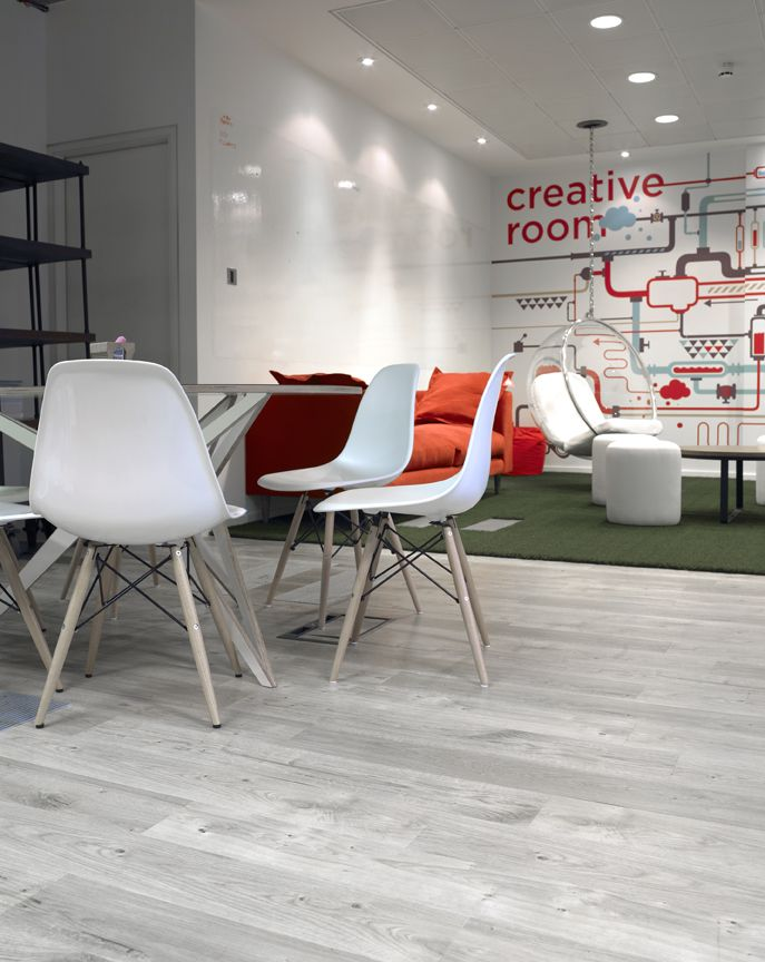 Media Brands Offices London by Hila Yonas