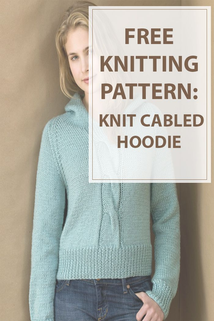 If you are a skilled knitter this knit cabled hoodie knitting patterns is a…