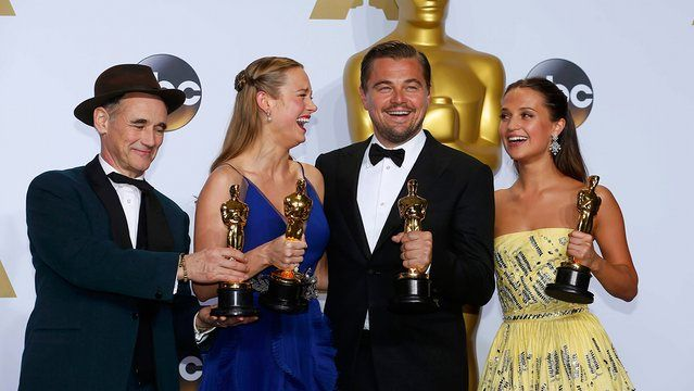 #scorpio Leonardo DiCaprio won finally his 1st #Oscar Feb28,2016,so,just like my wish for him. Abuse drama takes best picture while The Revenant makes do with director, actor and cinematography; Mad Max: Fury Road takes the most trophies