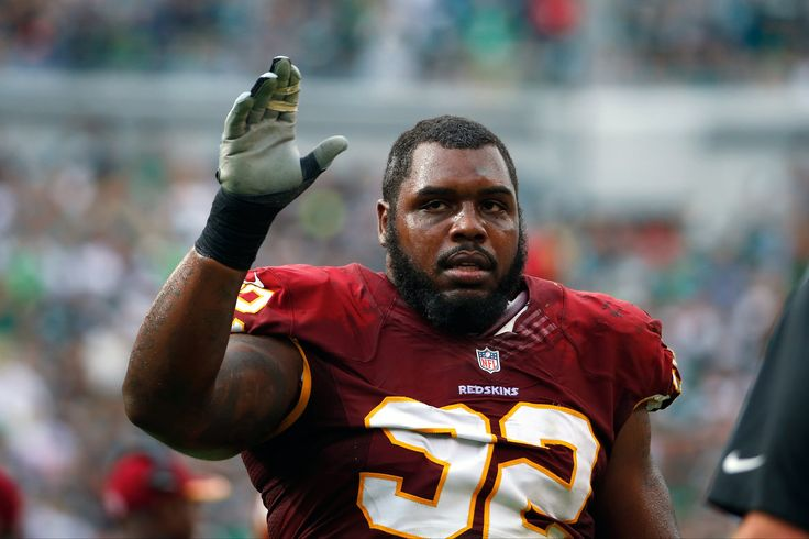 Chris Baker makes his free agent intentions known