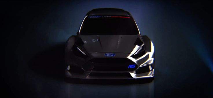 Ken Block Gymkhana 9 Introducing Ford Fiesta RS RX