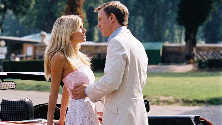 """Sienna Miller, Daniel Craig in """"Layer Cake"""" (Matthew Vaughn, 2004)"""