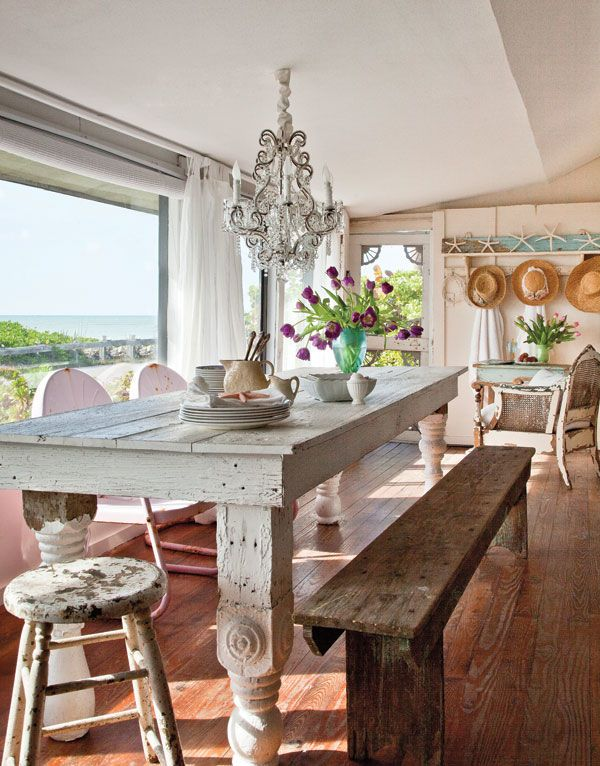 722 Best Images About Cozy Dining Rooms On Pinterest