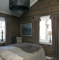 Beautiful norwegian mountain cabin