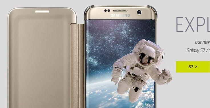 Samsung Galaxy S7 S7 Edge Cases