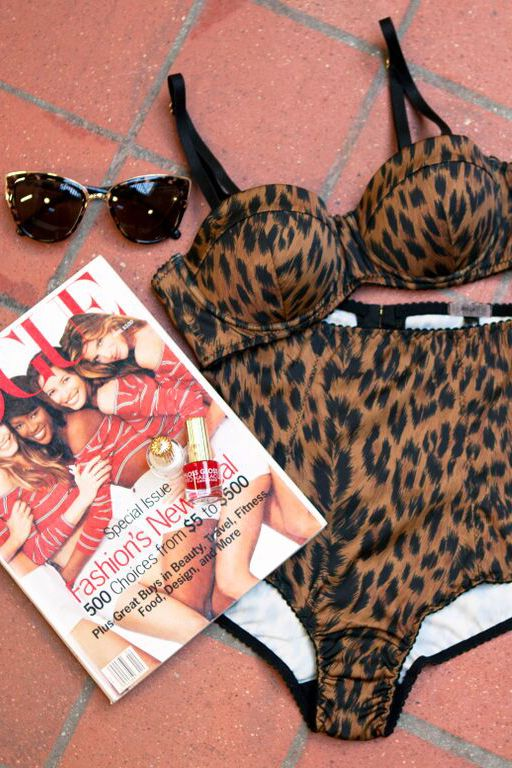 Keep your friends close and your lingerie closer.