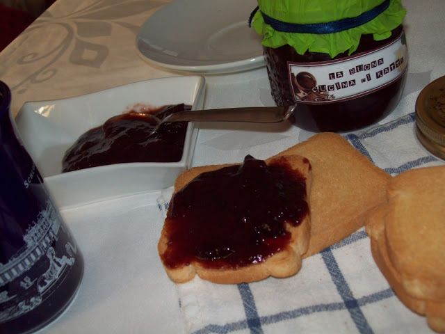 La buona cucina di Katty: La mia marmellata di prugne!!
