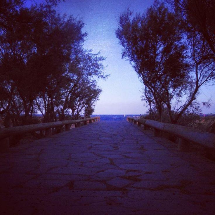 camino al soul El Medano