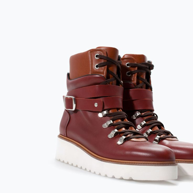 Chaussures Style Montagne Femme
