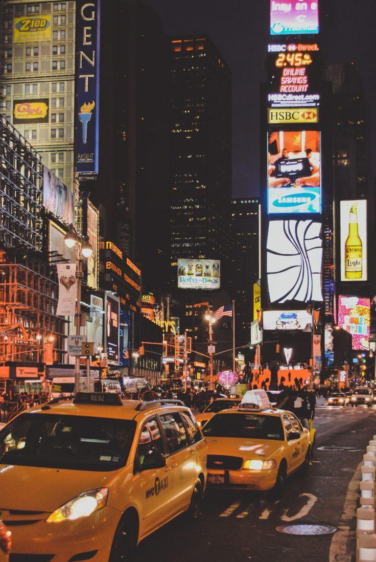 New York City by WORLD OF WANDERLUST – #City #night #wanderlust #World #York – Jackson