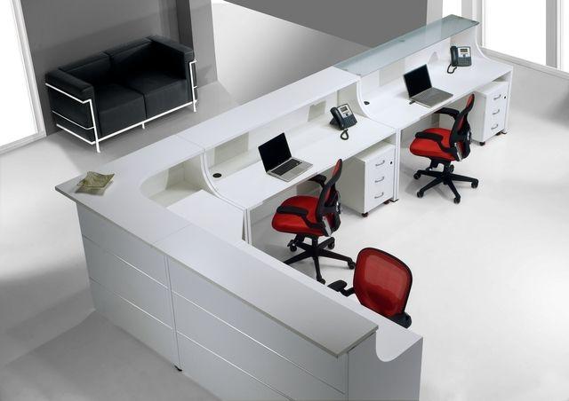 Venta Muebles Oficina Segunda Mano.Mil Anuncios Com Mostrador Recepcion Compra Venta De