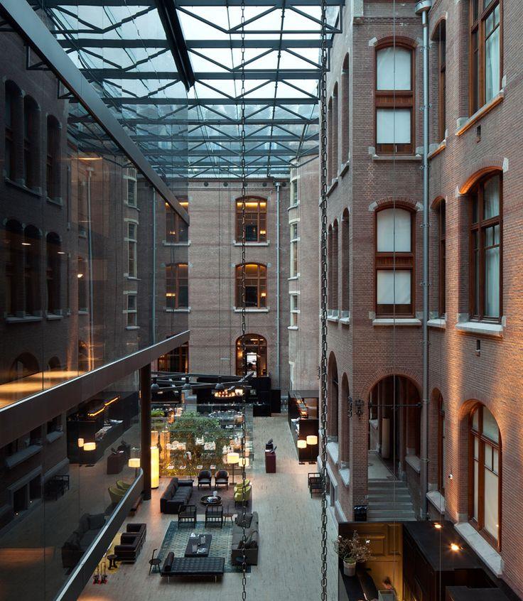 Conservatorium Hotel Amsterdam Amsterdam, The Netherlands