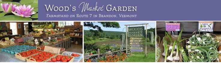Farm store, Brandon,  VT